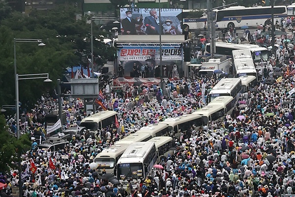 Gov't Bans 87 Oct. 3 Rallies Reported to Authorities