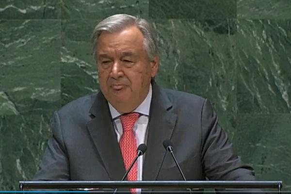 UN-Chef fordert Nordkorea zur Wiederaufnahme von Dialog auf