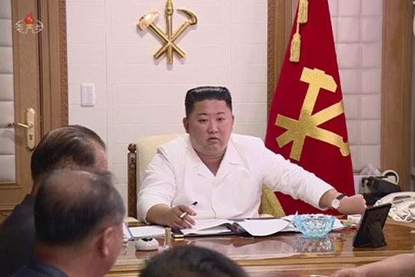金正恩国務委員長「軍の規律・統制強化を」 労働党軍事委会議で