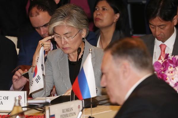 Ab heute mehrere Außenministertreffen im Zusammenhang mit ASEAN