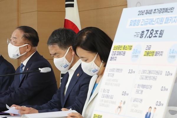 Hàn Quốc lập ngân sách bổ sung lần 4 năm 2020 quy mô 6,5 tỷ USD