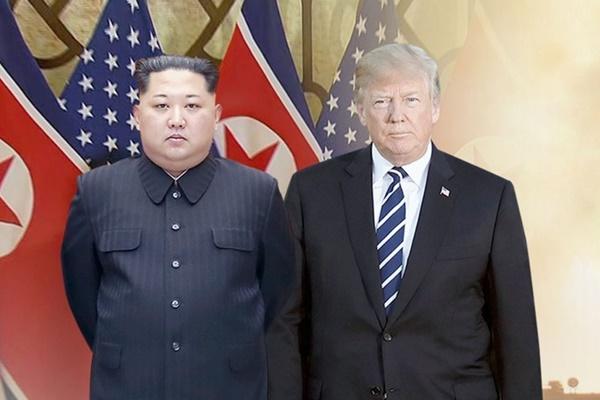 """Tổng thống Trump: """"Chủ tịch Bắc Triều Tiên coi vũ khí hạt nhân như nhà cửa"""""""