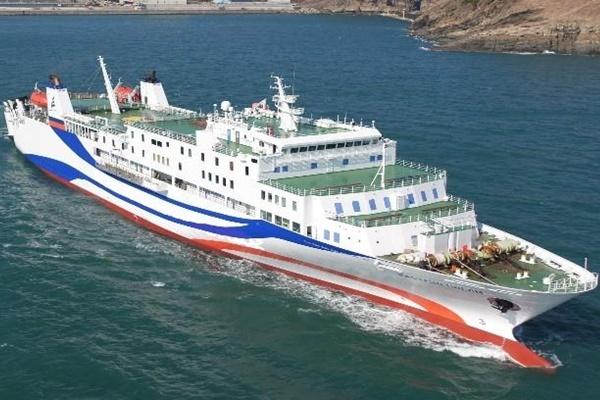 浦項・舞鶴・ウラジオストク 国際フェリー就航へ