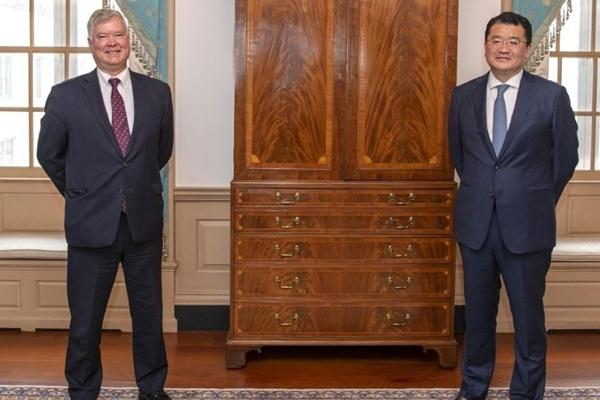 """Südkorea und USA einigen sich auf """"Allianz-Dialog"""""""