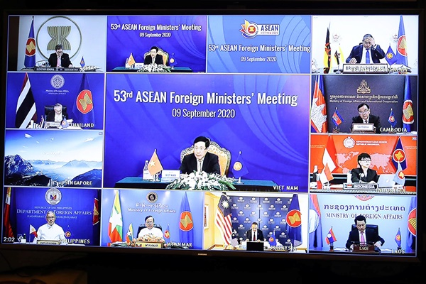 ASEAN Thanks S. Korea for $100 Mln Contribution to COVID-19 Fund