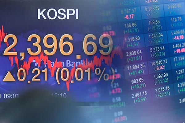 韓国はG20で2番目の上昇率 総合株価指数