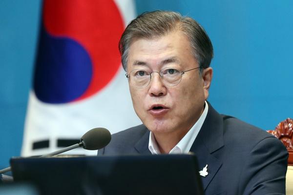 Präsident Moon: Gelockerte Corona-Regeln wichtig für die Wirtschaft