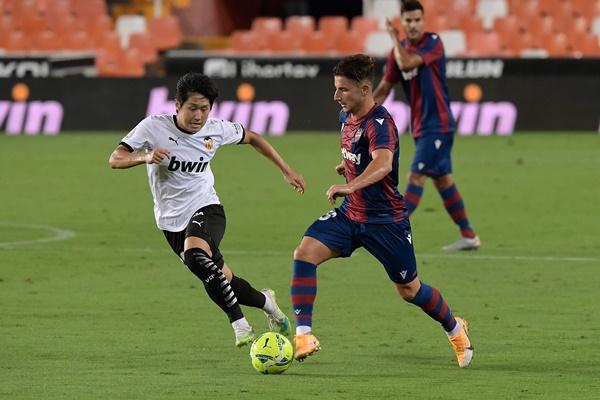 Lee Kang-in gibt erste Vorlagen nach Debüt in spanischer Liga