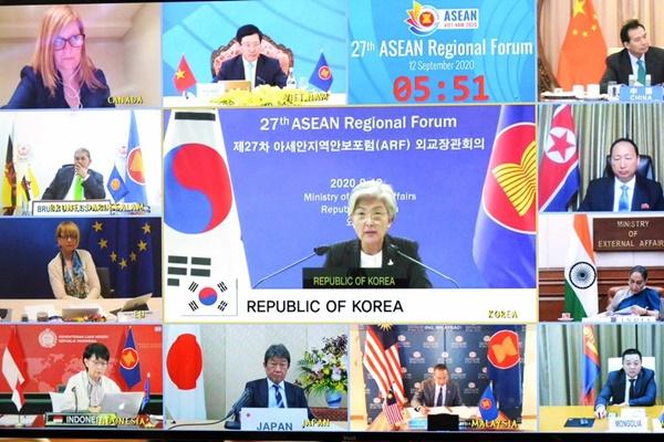 北韓「南シナ海問題、対話で解決すべき」ARFで異例の言及