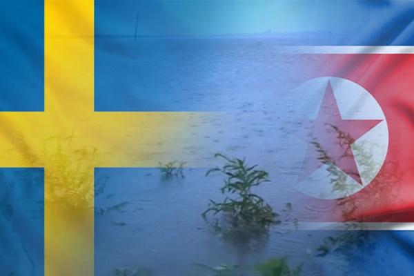 """스웨덴 적십자사 """"북한, 태풍에도 국제사회 인도지원 거부"""""""