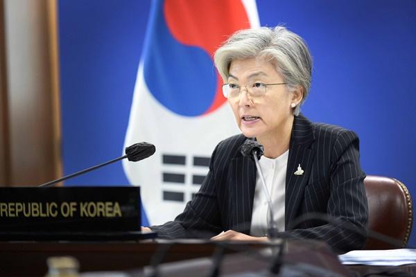 강경화, 콜롬비아에 WTO 사무총장 선거 유명희 지지 요청
