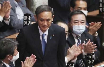 New Japanese PM Forms Cabinet, 8 Officials Retain Post