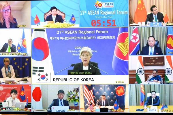 ASEAN-Related Foreign Ministers' Meetings Call for Inter-Korean Talks