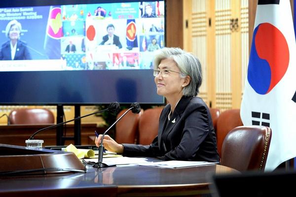 ARF外相会議などを経て議長声明を採択 「韓米朝は対話再開を」