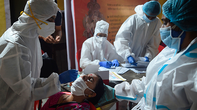 تجاوز عدد حالات الإصابة بفيروس كورونا عالميا 40 مليون حالة