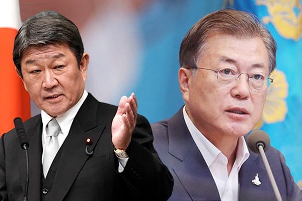Japans Außenminister wirft Südkorea Verstoß gegen Völkerrecht vor