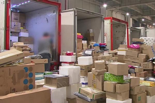 С 21 сентября службы доставки прекращают заниматься сортировкой посылок