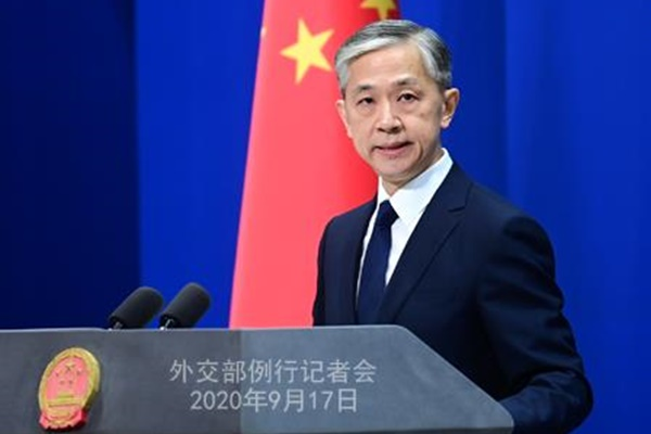China Says Efforts Must Continue to Seek Political Solution to N.Korean Nuclear Impasse