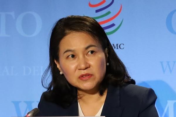 Calon Dirjen WTO dari Korsel Lolos ke Babak Kedua Pemilihan
