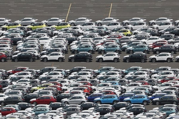 تراجع حجم مبيعات السيارات المحلية لأول مرة منذ 6 أشهر