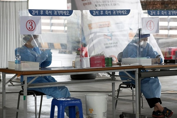 S. Korea's COVID-19 Cases Remain Below 100 for 2nd Day