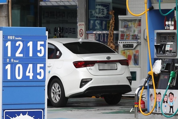 Local Gas Prices Down for 4th Week