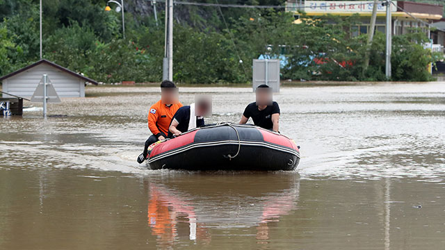 توقعات بزيادة الفيضانات في مناطق نهر يونغ سان بـ50% حتى عام 2050