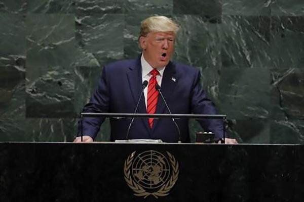 Tổng thống Mỹ chuẩn bị phát biểu lần thứ tư tại Đại hội đồng Liên hợp quốc