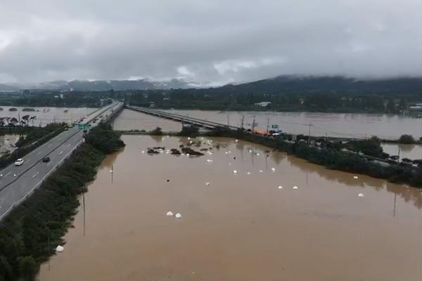 Парниковые газы усугубляют проблему наводнений