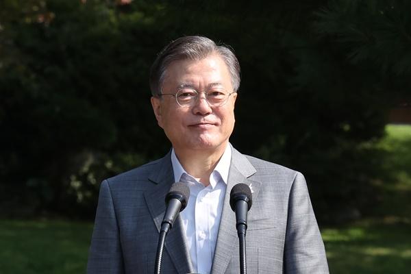 Peringatan Hari Pemuda yang Pertama, Presiden Moon Janji Akan Tingkatkan Keadilan di Tengah Masyarakat