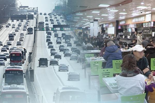 73 % من سكان سيول لا يخططون للسفر لمسافات طويلة خلال عيد تشوسوك