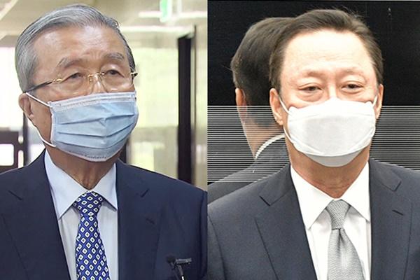김종인, '공정경제 3법' 우려 박용만에