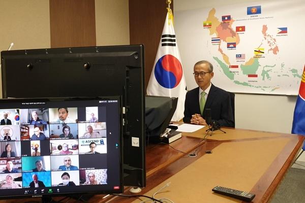 كوريا تستثمر 4 مليارات وون لرعاية خبراء التعامل مع الكوارث في دول آسيان