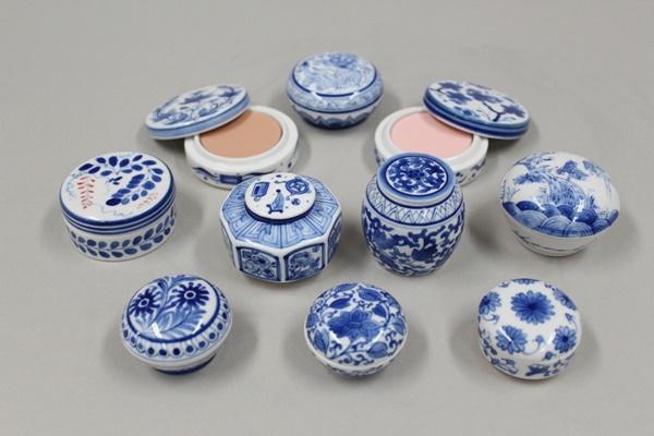 Kosmetika von Prinzessin der Joseon-Dynastie reproduziert