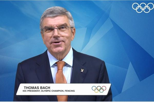 Президент МОК Томас Бах удостоен Сеульской премии мира
