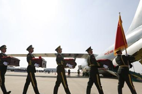 Remains of 117 Chinese Soldiers Killed during Korean War to be Repatriated