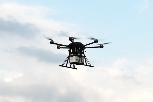 S. Korea to Invest 42 Bln Won to Develop Illegal Drone Response System