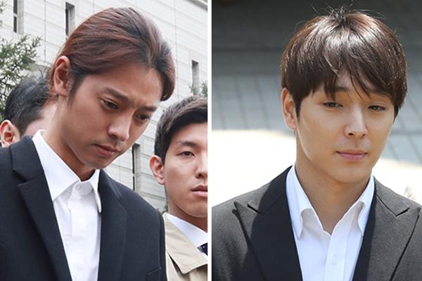 Scandale sexuel : peine de prison confirmée pour Jung Joon-young et Choi Jong-hoon