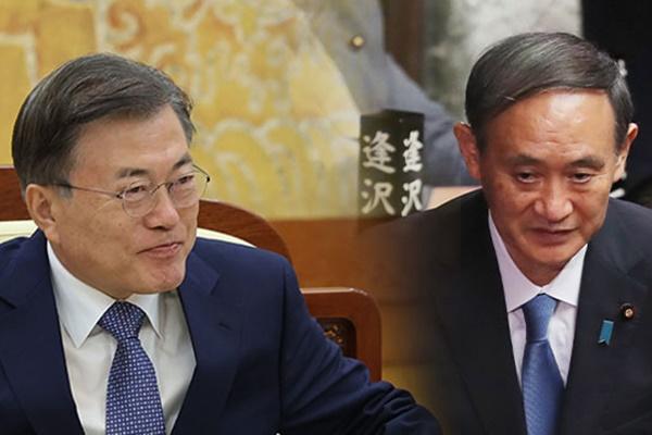 文大統領「元徴用工問題、最適な解決策を」 韓日電話会談で