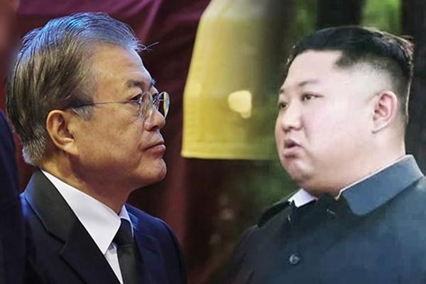 Presiden Moon dan Kim Jong-un Bertukar Surat pada Awal September