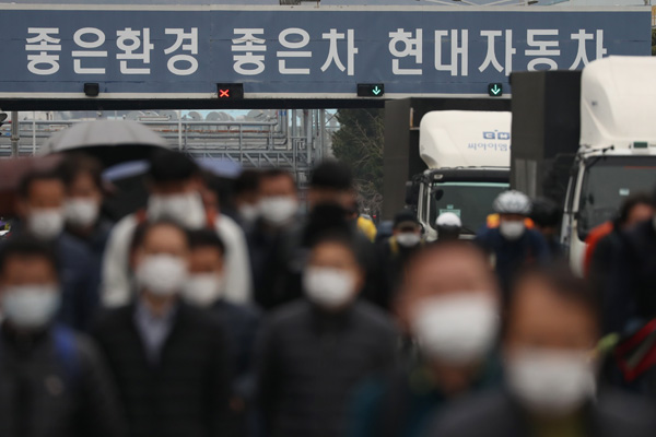 Management, Labor of Hyundai Motor Agree to Wage Freeze