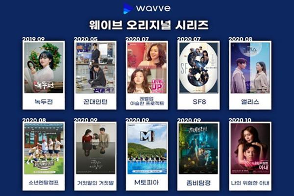 """토종OTT '웨이브' 회원 1천만 돌파…""""2~3년내 흑자전환 전망"""""""