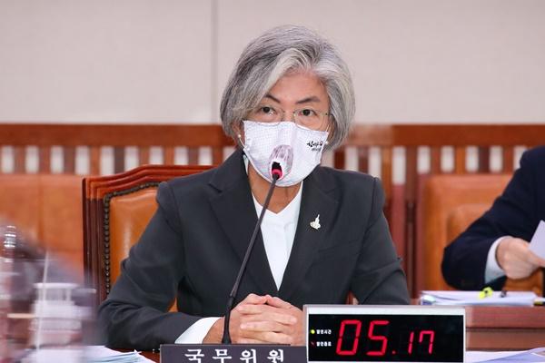 韓国・キルギスの外相が電話会談 新型コロナ対策への協力合意