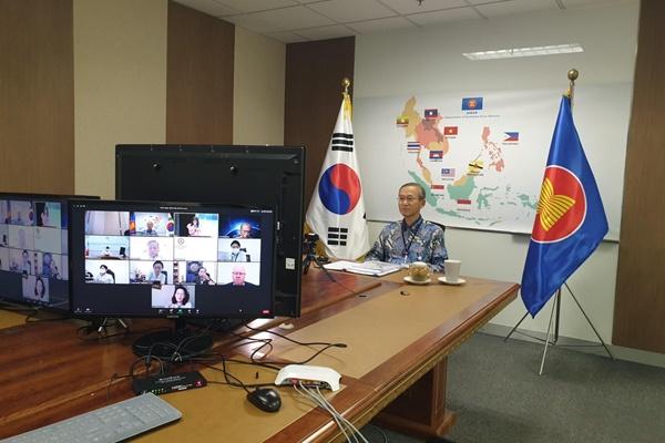 韓国、ASEAN諸国の職業訓練を支援へ 3年で690万ドル
