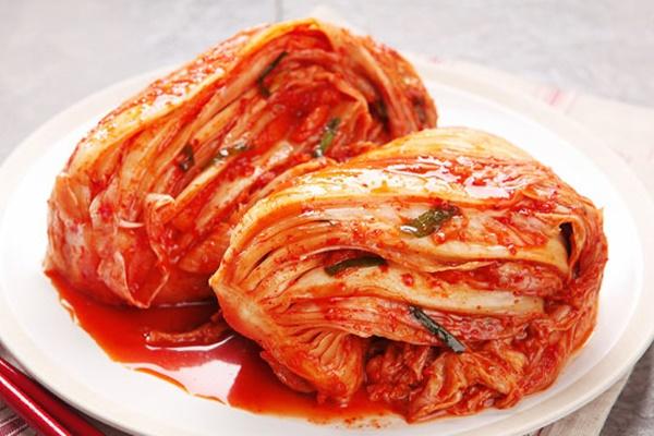 Studie: Milchsäurebakterien in Kimchi haben Antivirus-Wirkung