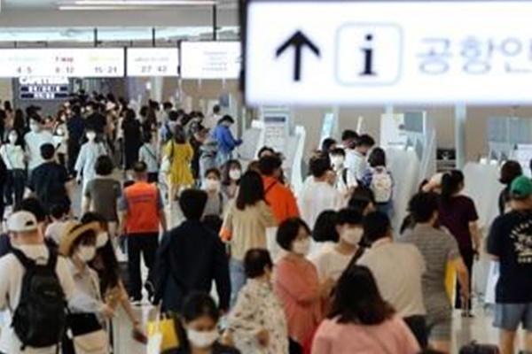 960.000 Fluggäste während der Chuseok-Feiertage erwartet