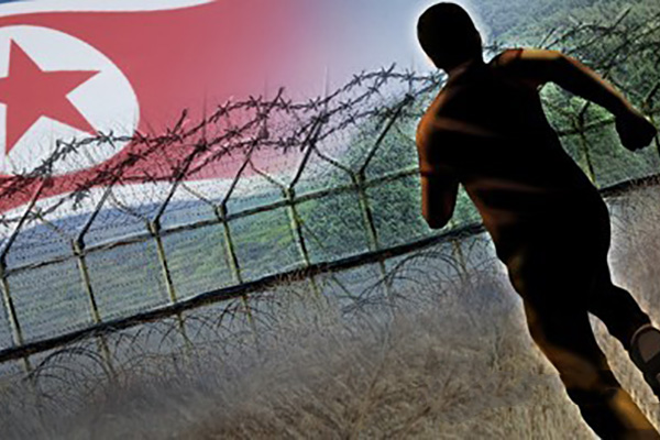 Zahl eingereister nordkoreanischer Flüchtlinge steigt im August nach monatelangem Rückgang