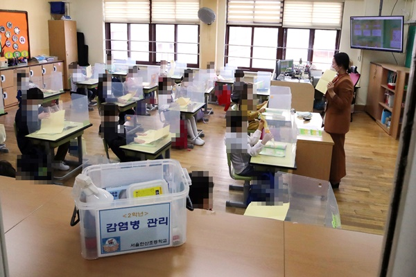 تسجيل 76 حالة إصابة جديدة بفيروس كورونا في كوريا الجنوبية