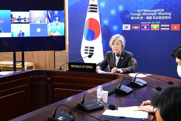 """Ngoại trưởng Hàn Quốc: """"Nối lại đối thoại Hàn-Mỹ-Triều là nhiệm vụ cấp bách nhất hiện nay"""""""