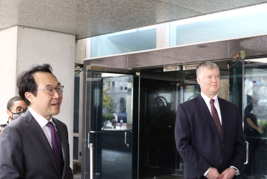Biegun : l'engagement de Pyongyang est nécessaire pour la paix dans la péninsule